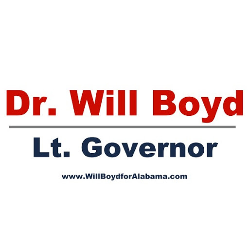 Dr. Will Boyd for Alabama Office