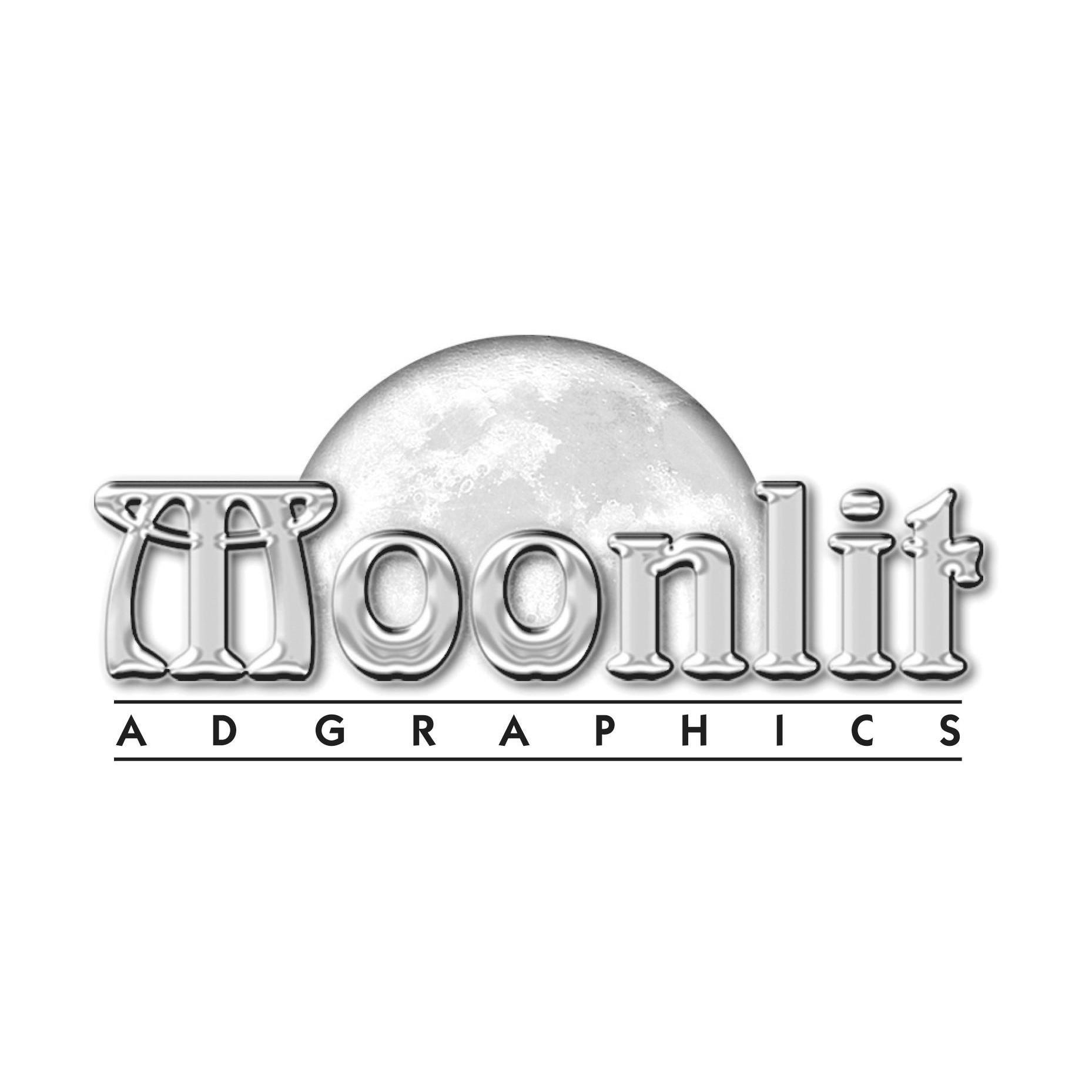 Moonlit Ad Graphics