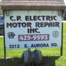 C P Electric Motor Repair