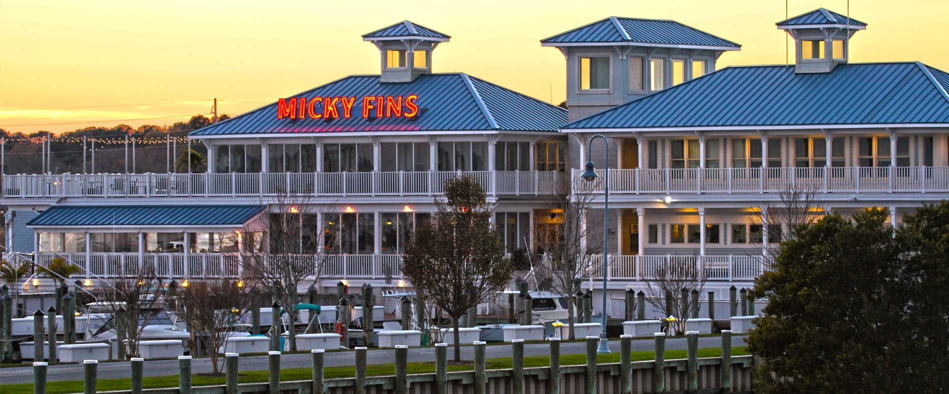 Micky Fins Bar & Grill image 0
