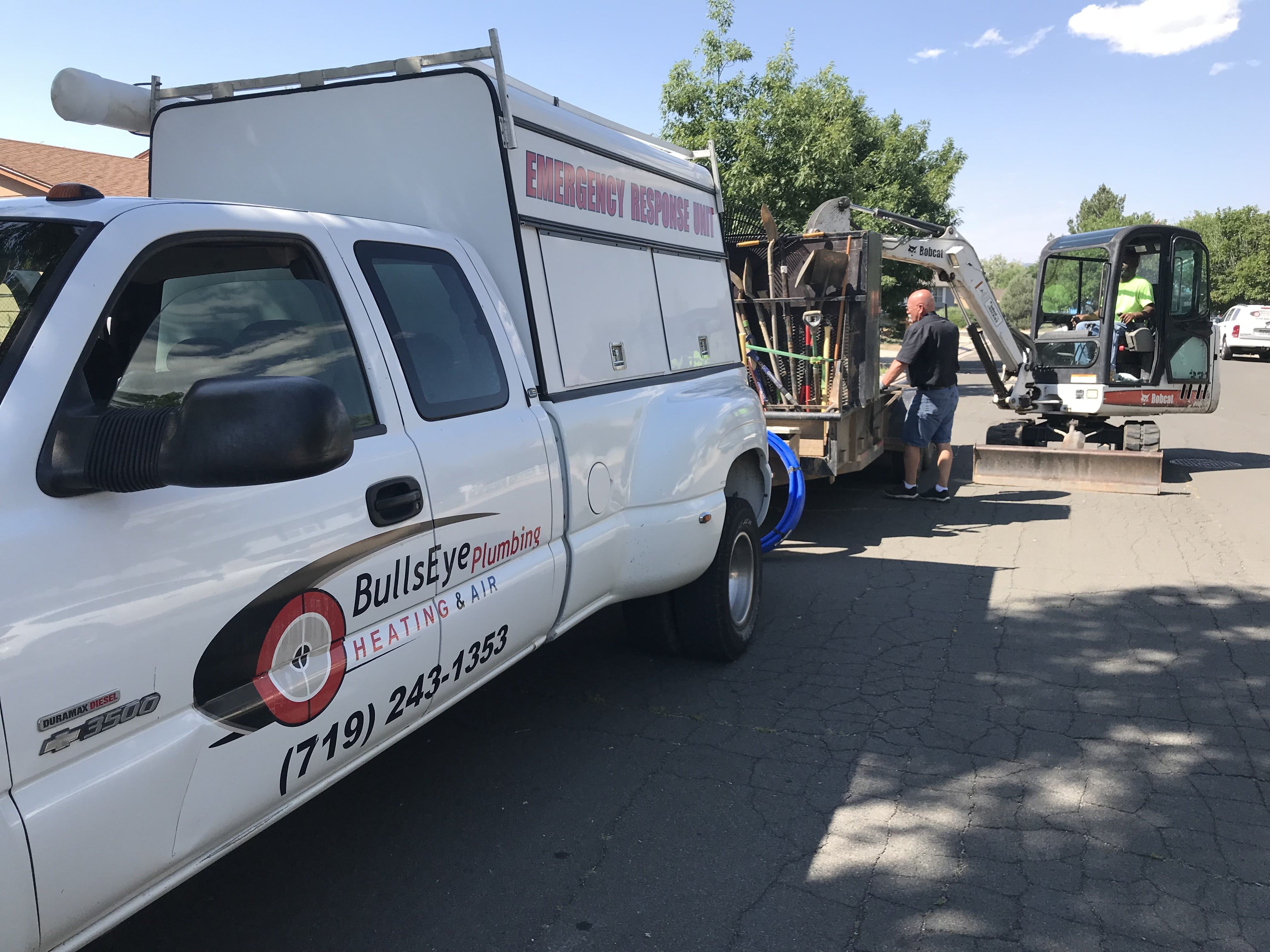 BullsEye Plumbing Heating & Air image 4