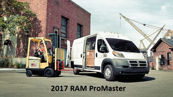2017 RAM ProMaster For Sale in Appleton, WI