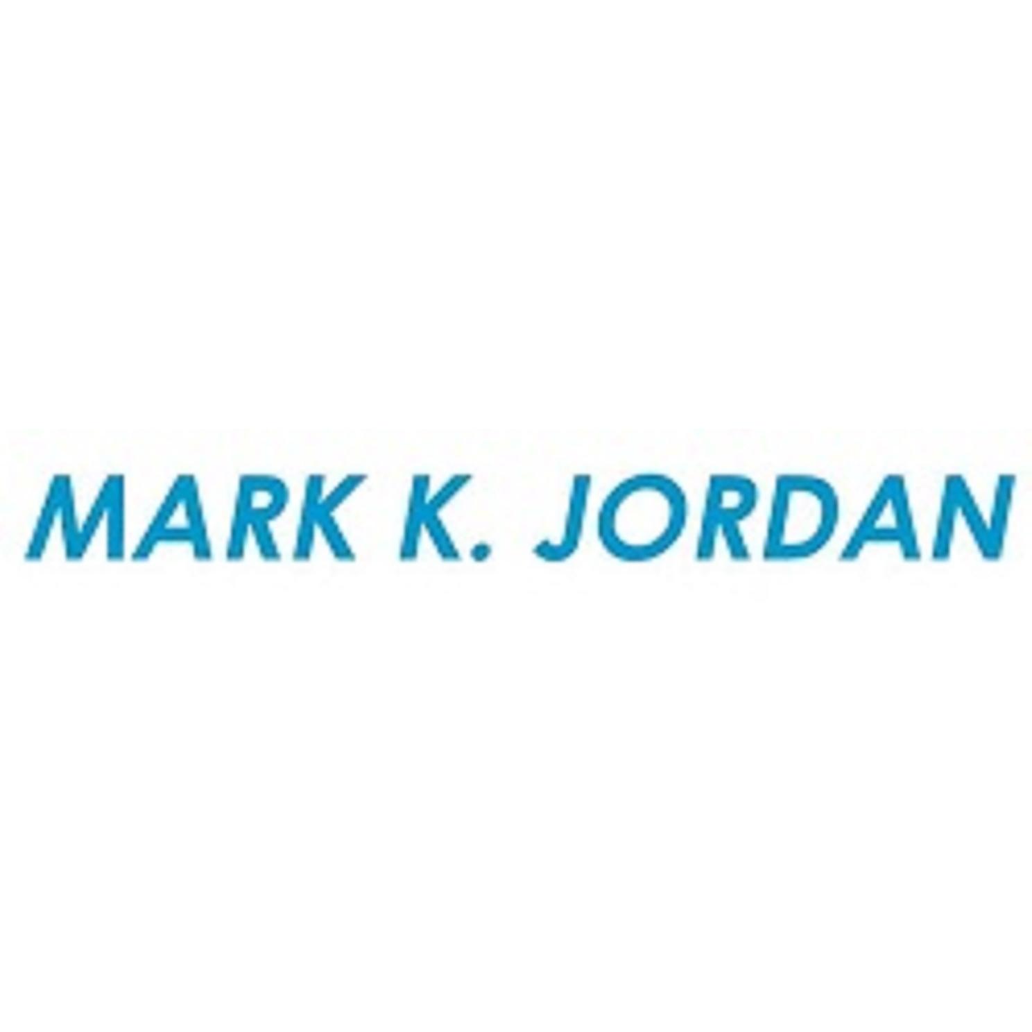 Mark K Jordan