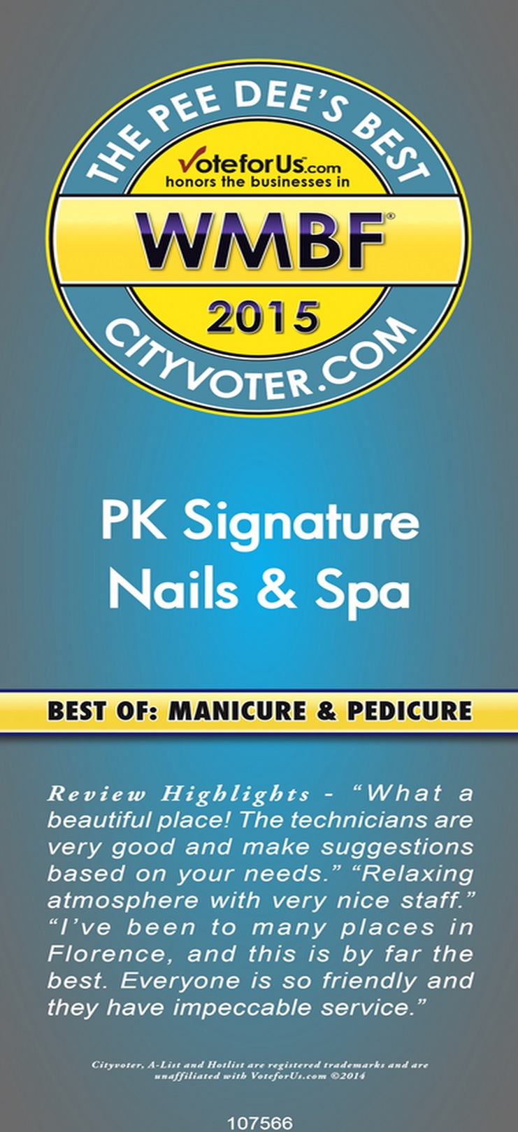 Pk Signature Nails And Spa Florence Sc