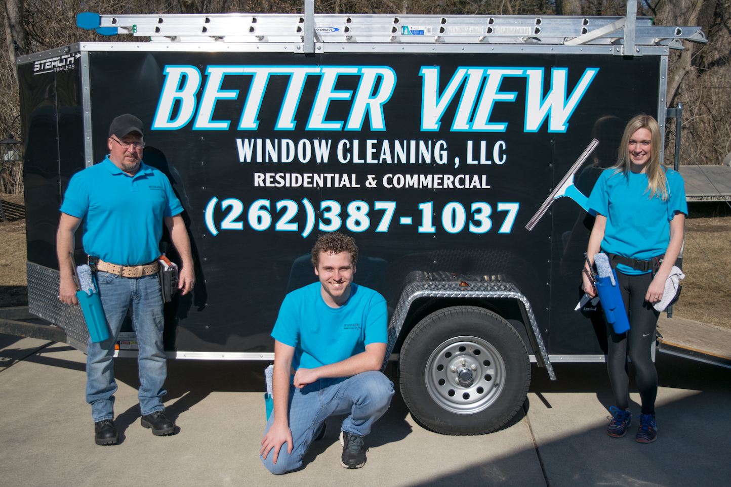 Better View Window Cleaning, LLC. image 1