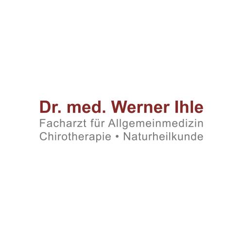 Logo von Dr.med. Werner Ihle - Facharzt für Allgemeinmedizin Chirotherapie Naturheilkunde
