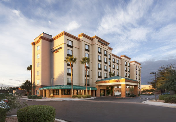SpringHill Suites by Marriott Phoenix Tempe/Airport image 1