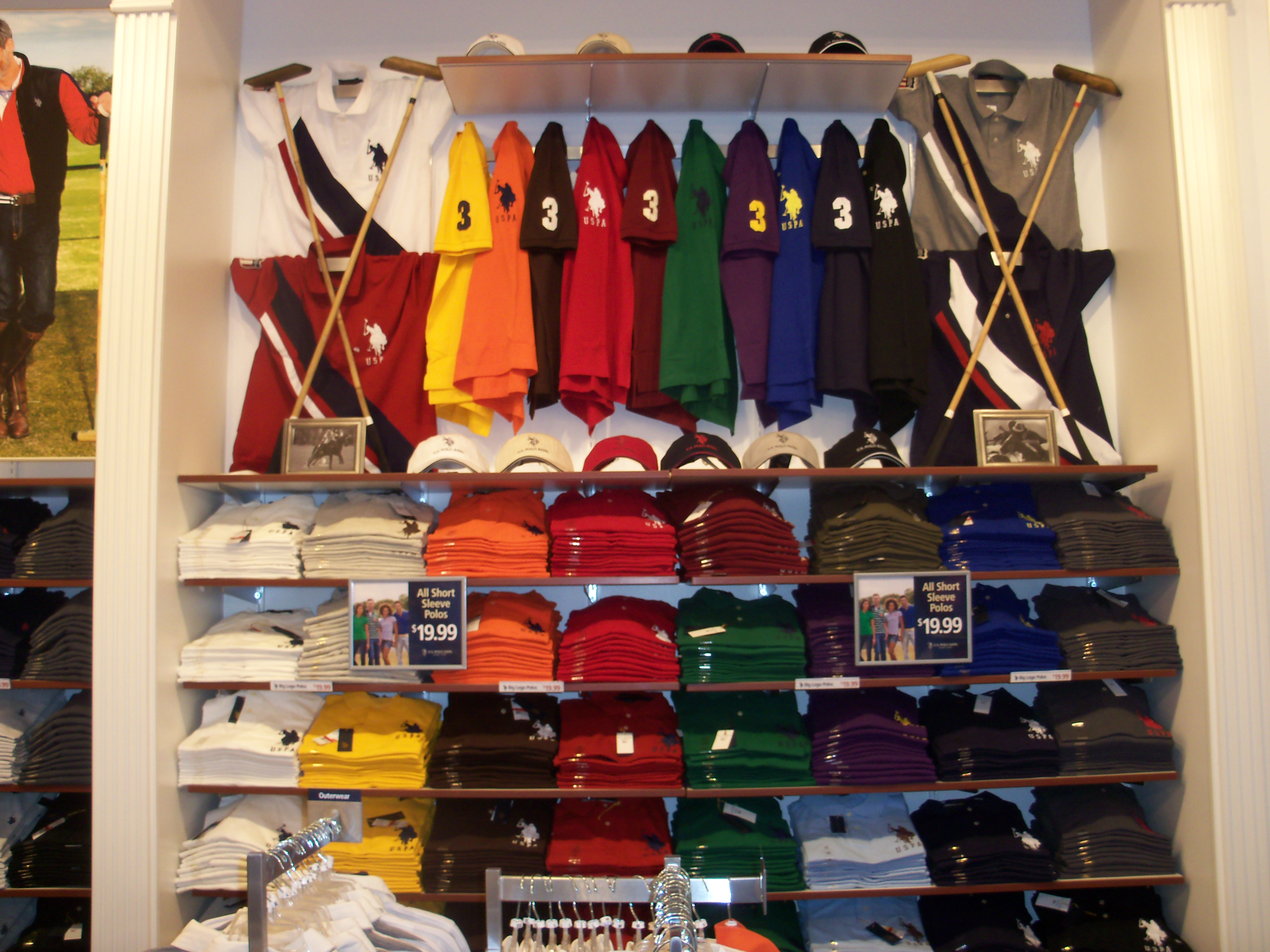 U.S. Polo Assn. Outlet image 3