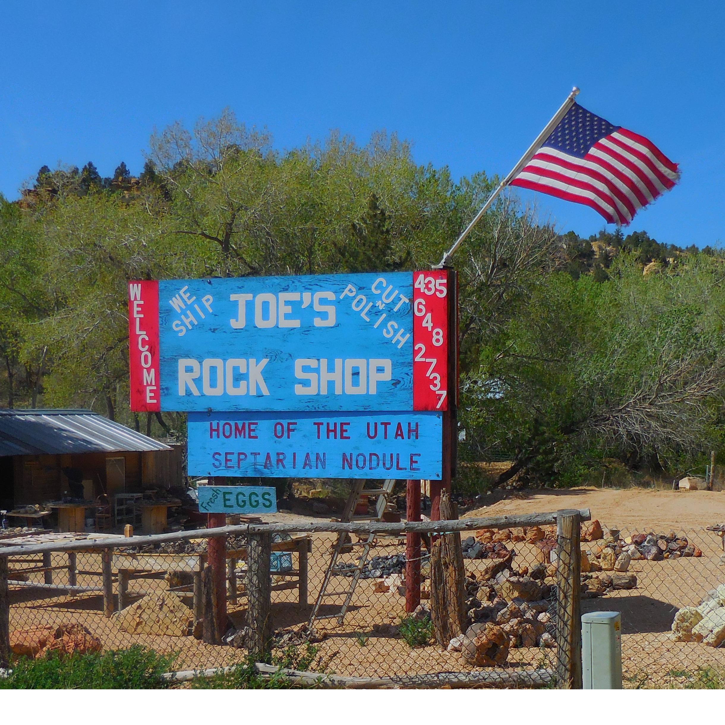 Joe's Rock Shop image 0