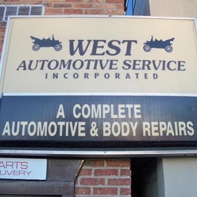 West Automotive Service Inc