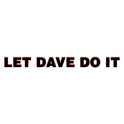 Let Dave Do It image 0