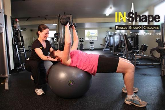 In Shape Athletic Club image 3