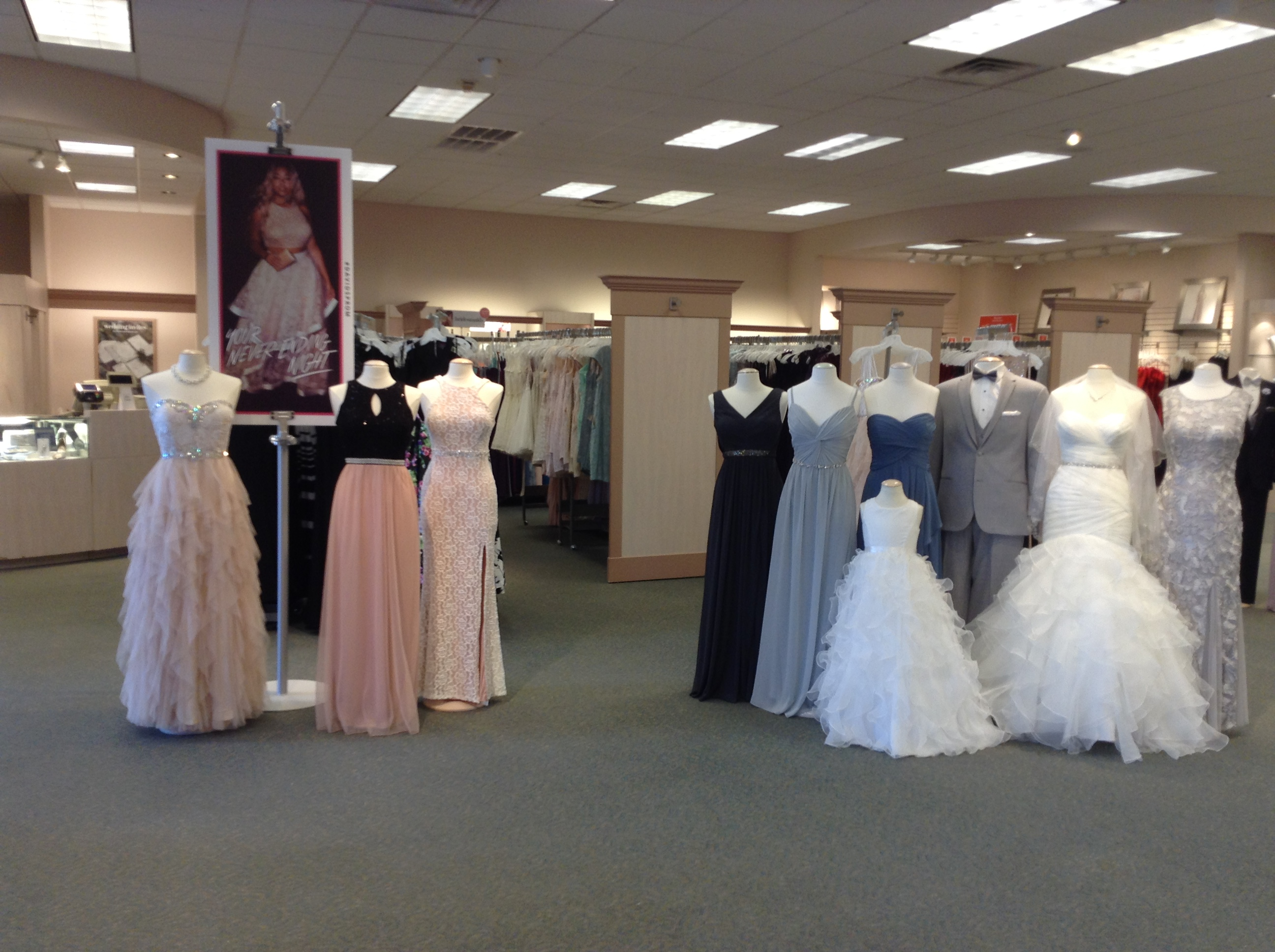 Davids Bridal 285 Tunnel Road Asheville Nc Clothing Retail Mapquest