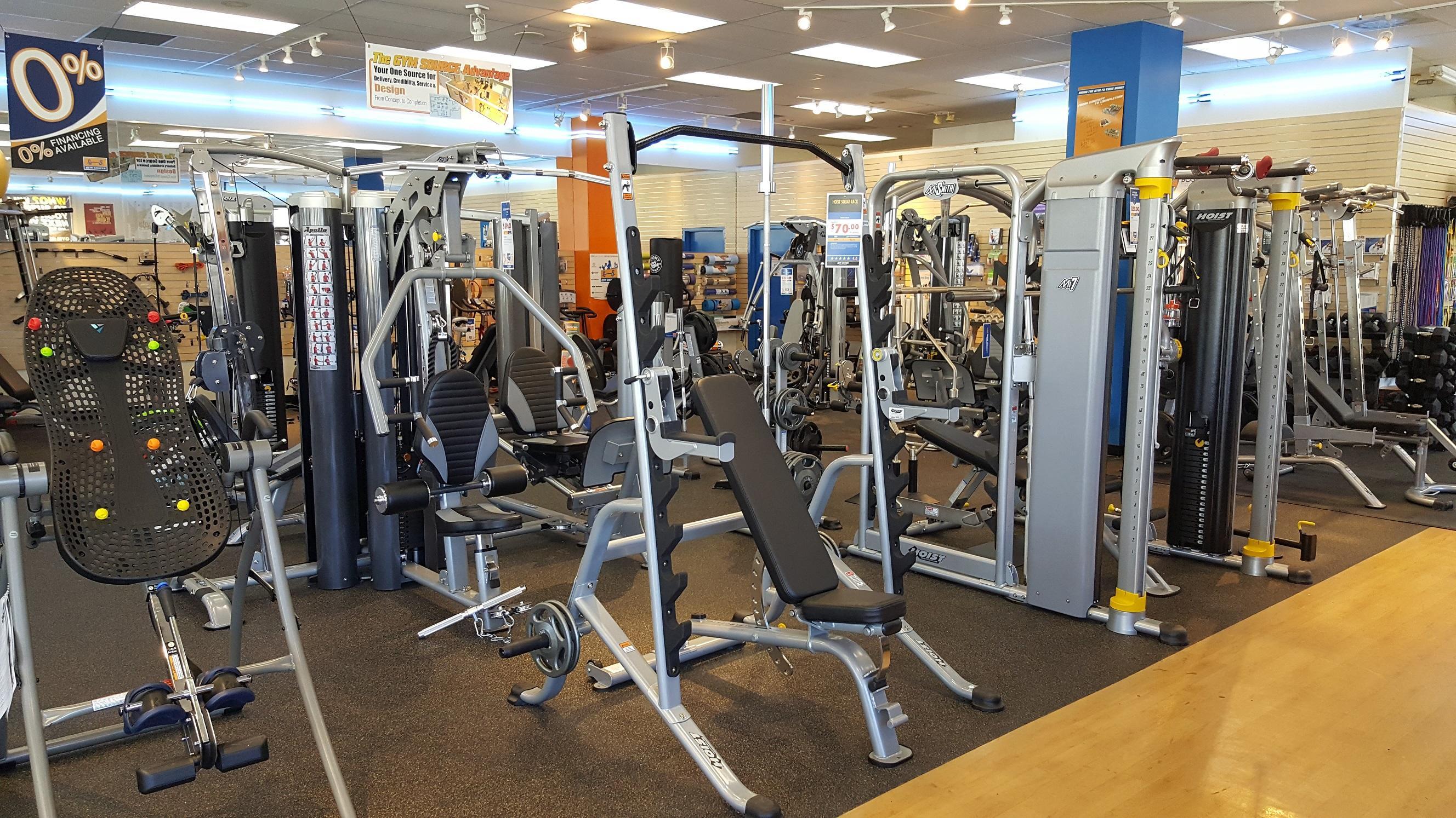 Gym Source image 5