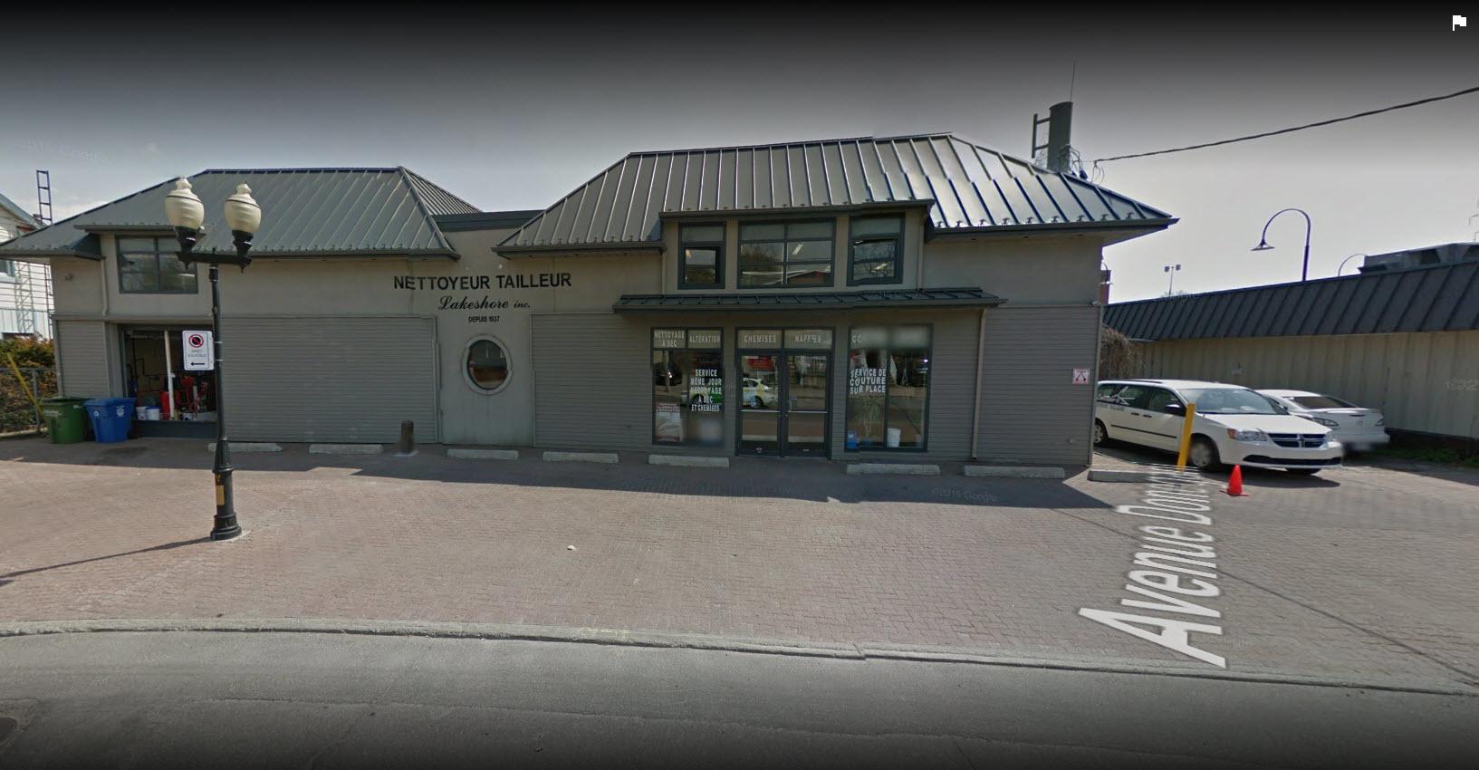 Nettoyeurs Lakeshore à Pointe-Claire
