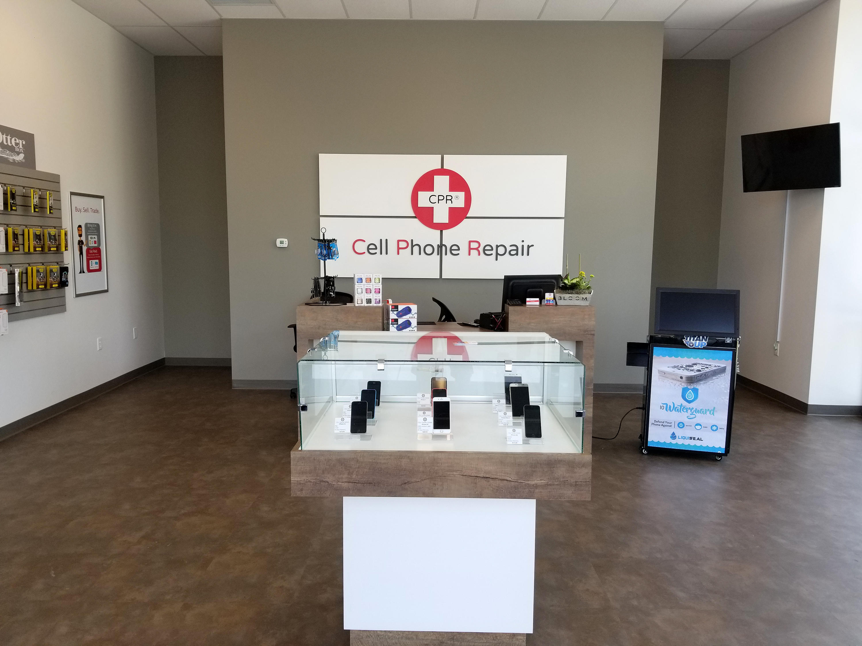 CPR Cell Phone Repair Nashville West image 1
