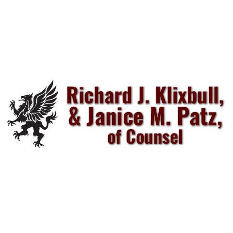 Richard J. Klixbull  & Janice M. Patz, of Counsel