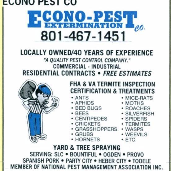 Econo Pest Co