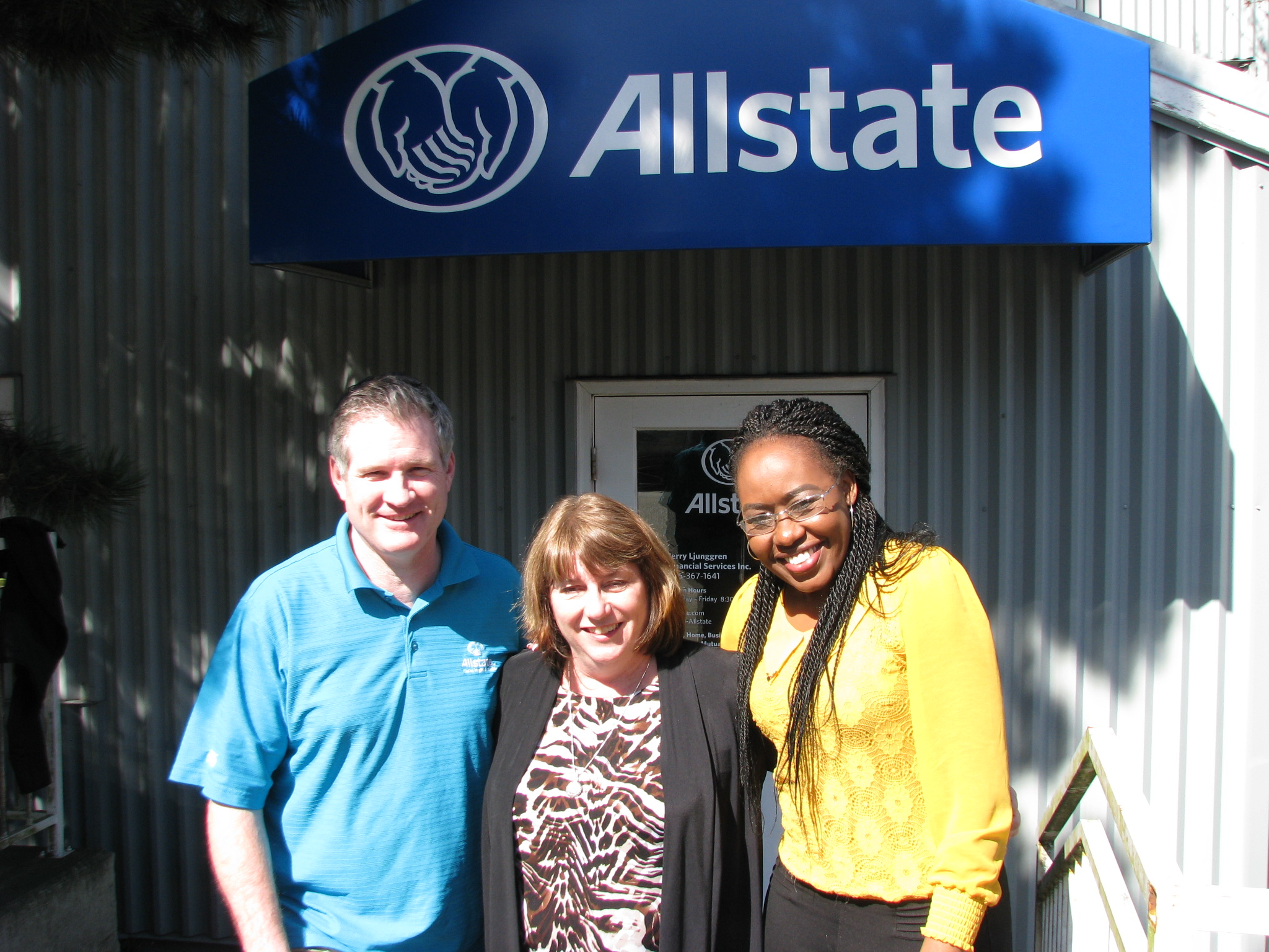 Jerry D Ljunggren: Allstate Insurance | 19524 Ballinger Way NE, Ste B, Shoreline, WA, 98155 | +1 (206) 367-1641