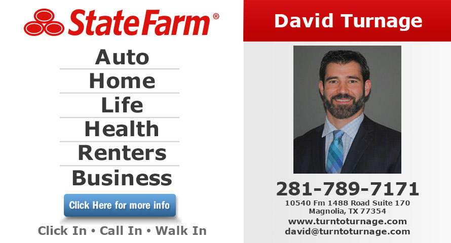 David Turnage - State Farm Insurance Agent image 0