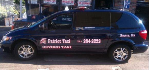 Patriot Taxi image 0