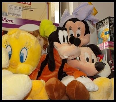 Disneyland Giocattoli Giocheria