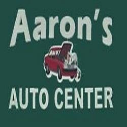 Aaron's Auto Center & Quick Lube