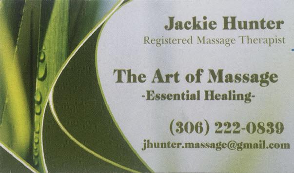 The Art of Massage-Essential Healing in Saskatoon