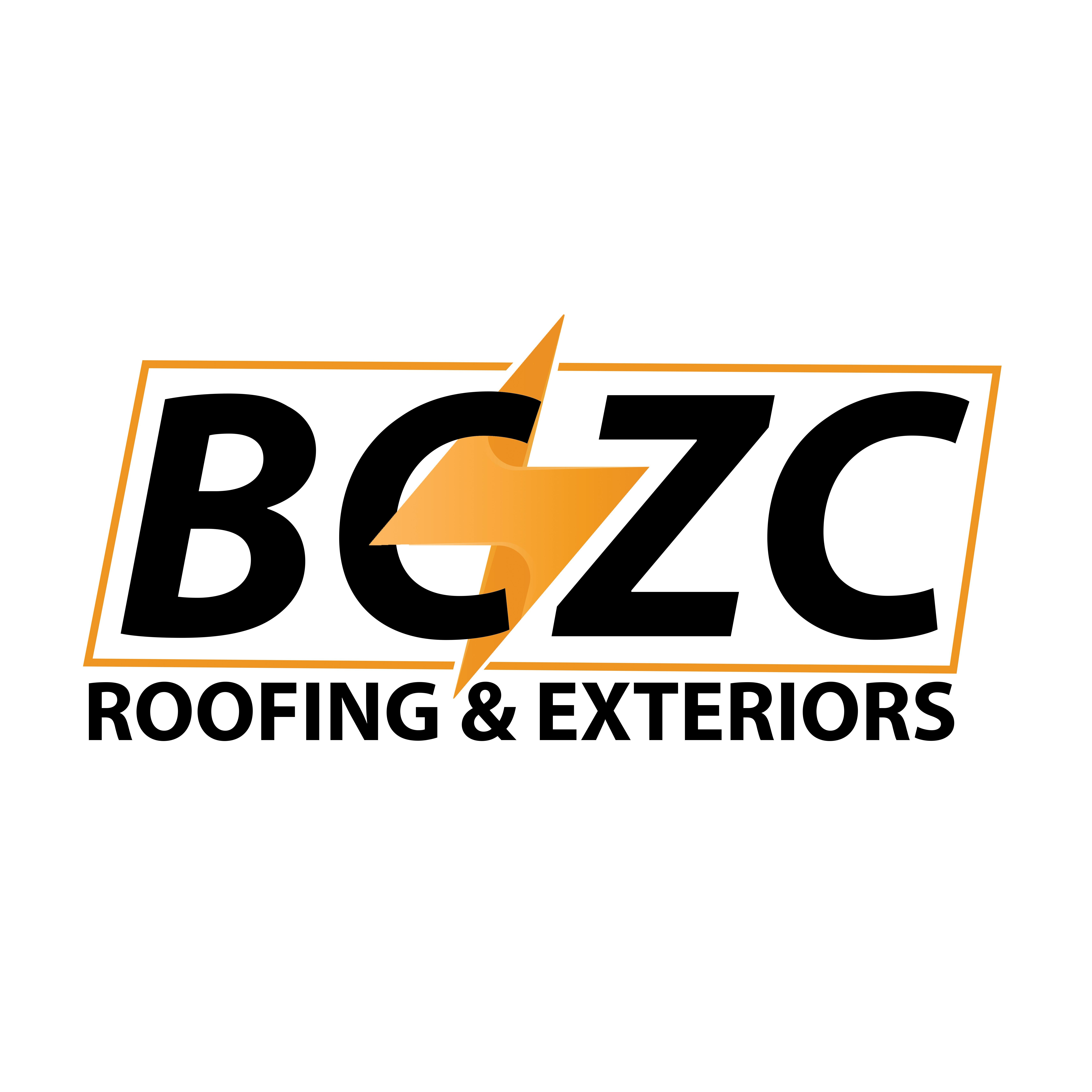 BCZC Roofing and Exterior Logo