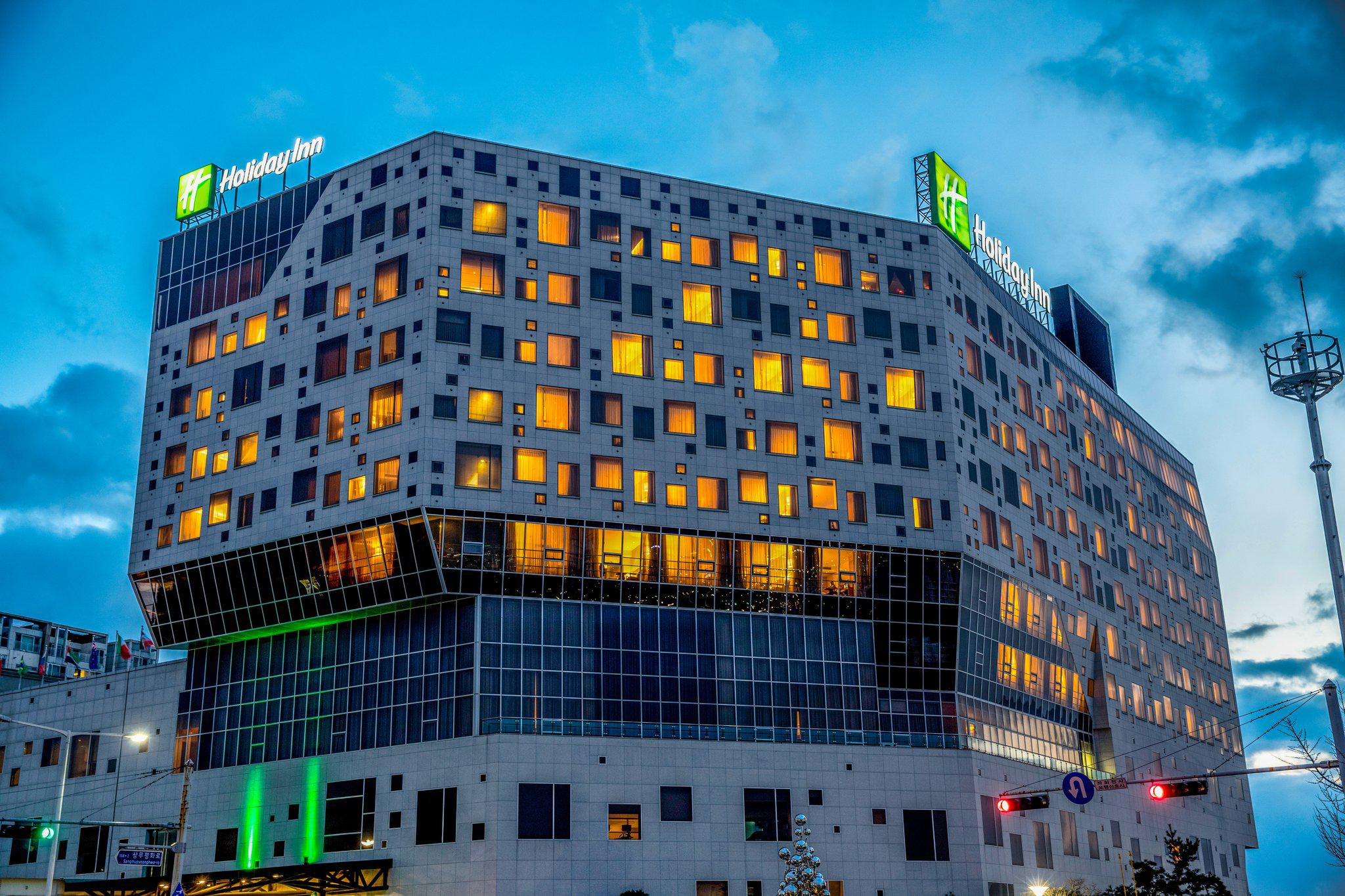 Holiday Inn Gwangju, Korea, an IHG Hotel
