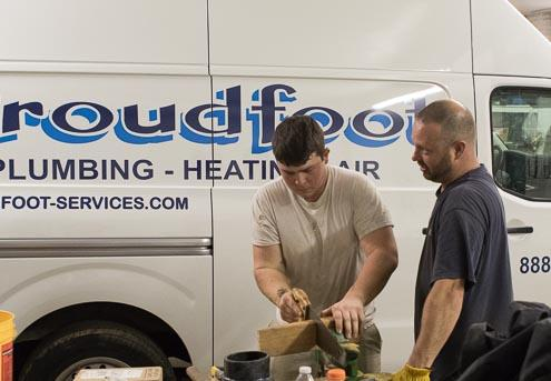 Proudfoot Plumbing, Heating and Air image 1