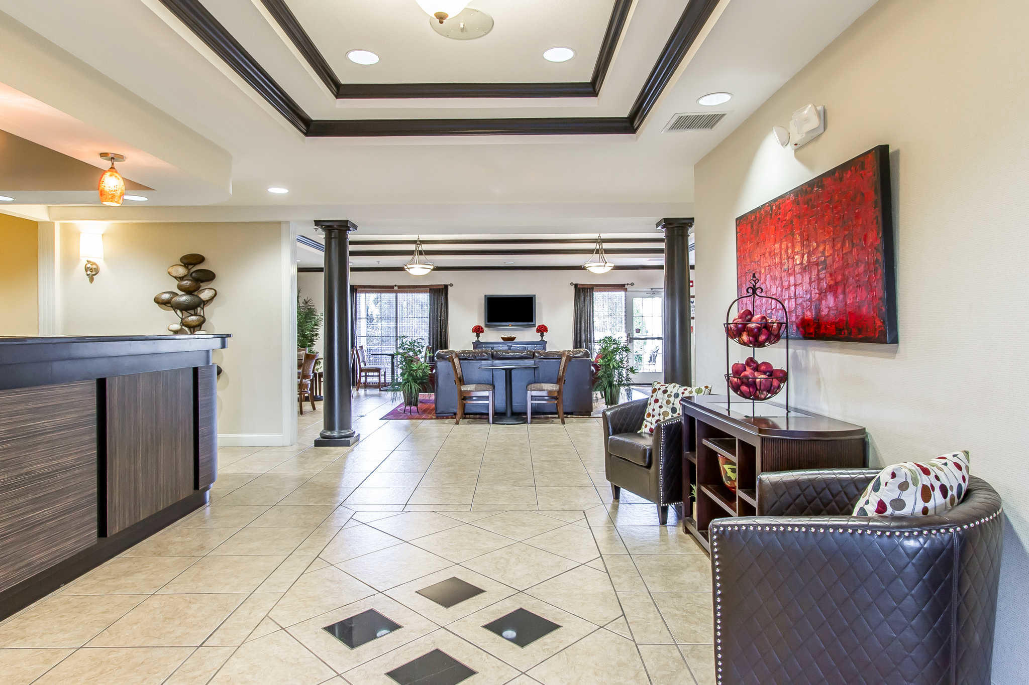 MainStay Suites Fort Campbell image 5