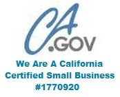APG Verified Small Business by the State of CA  APG CA HQ - Los Angeles, CA  Serving all of the Northern, Central & Southern CA areas