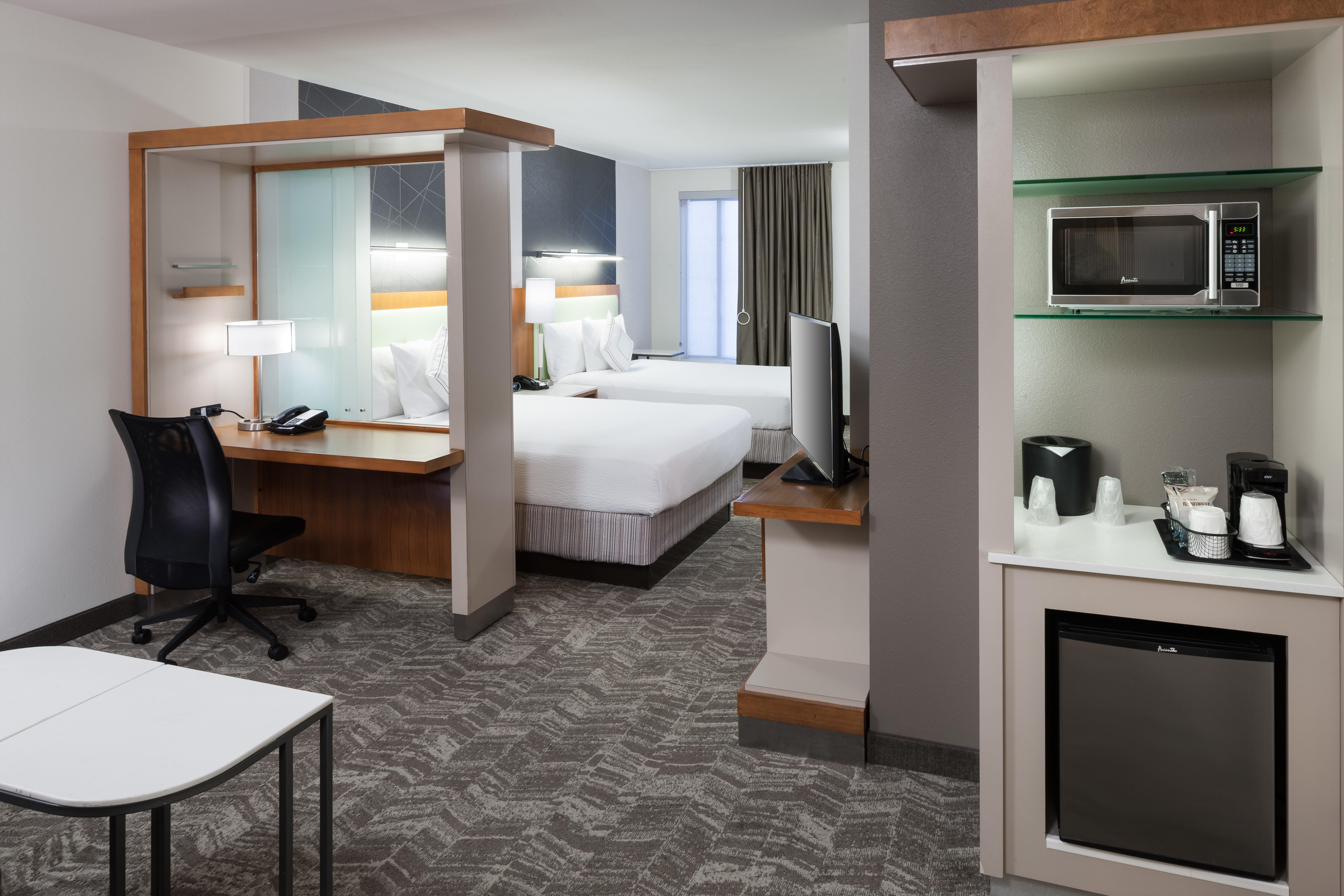 SpringHill Suites by Marriott Salt Lake City Airport image 2