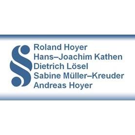 Logo von Hoyer u. Partner Rechtsanwälte + Notare