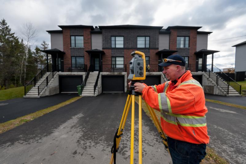 Groupe HBG arpenteurs-géomètres à Windsor