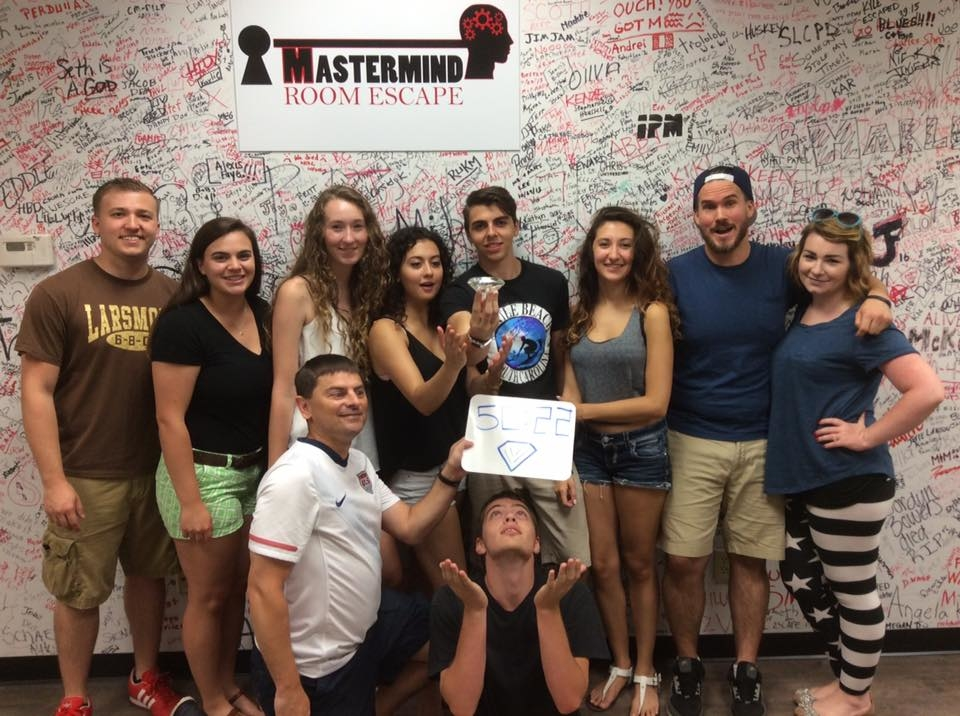Mastermind Escape Room Coupon