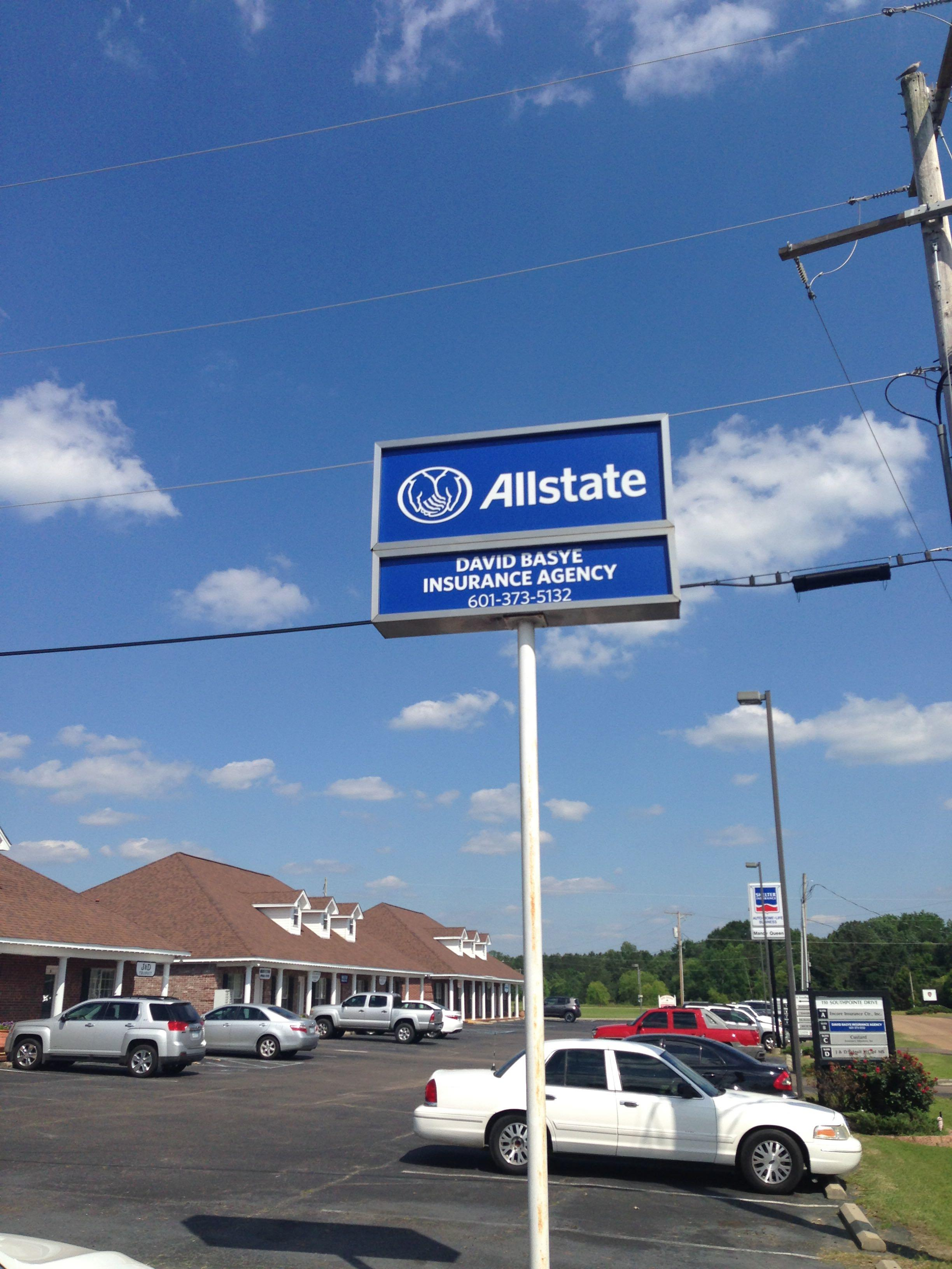 Allstate insurance agent m david basye coupons byram ms for Allstate motor club discount code