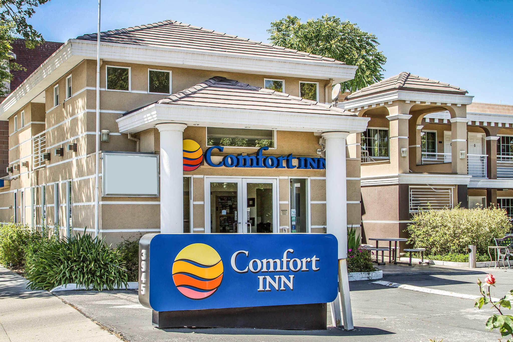 Comfort Inn 3945 El Camino Real Palo Alto Ca N49 Com