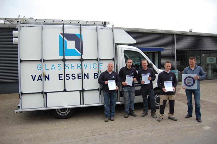 Glasservice van Essen BV