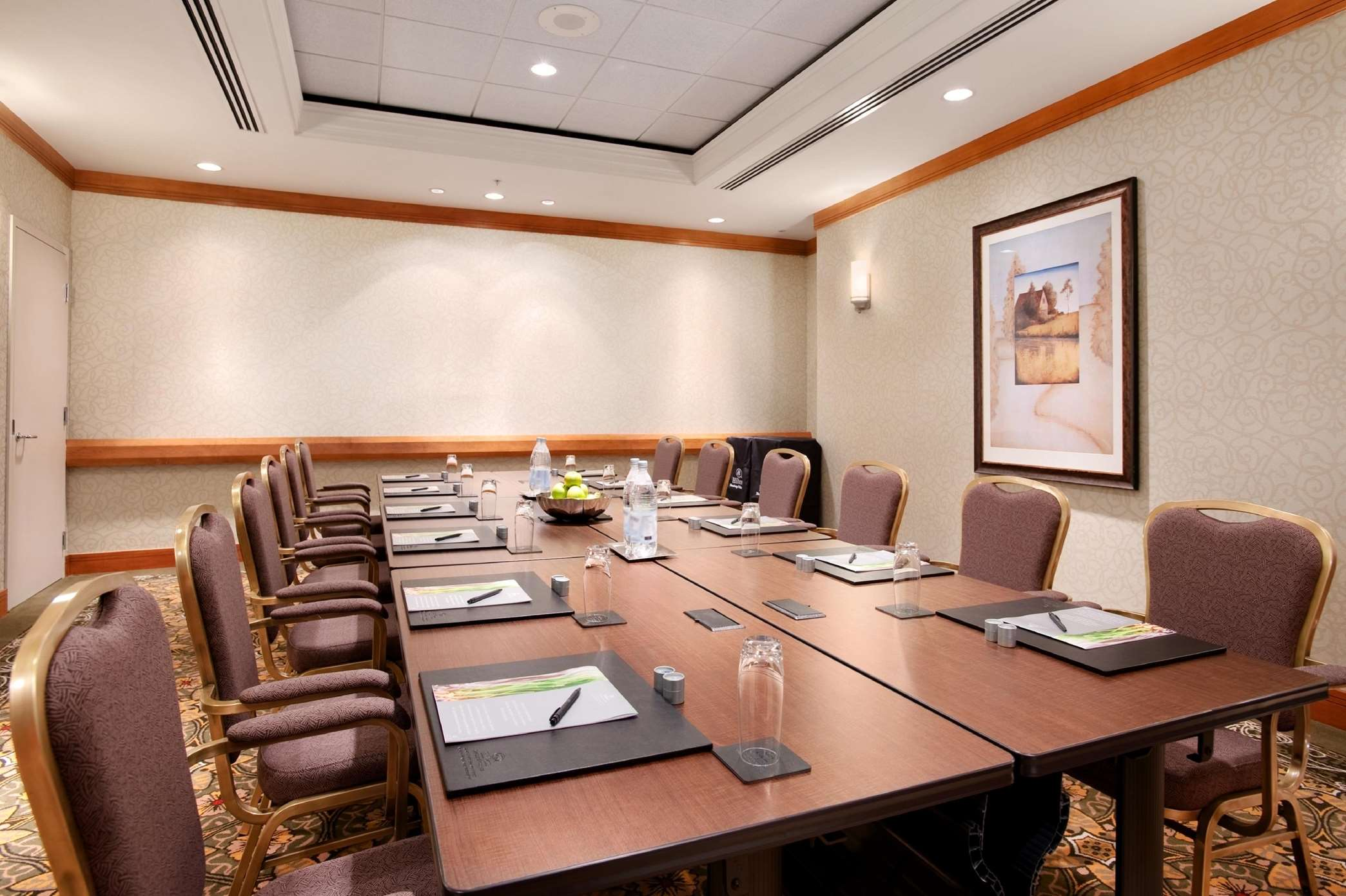 Hilton Vancouver Metrotown in Burnaby: Chandon Room