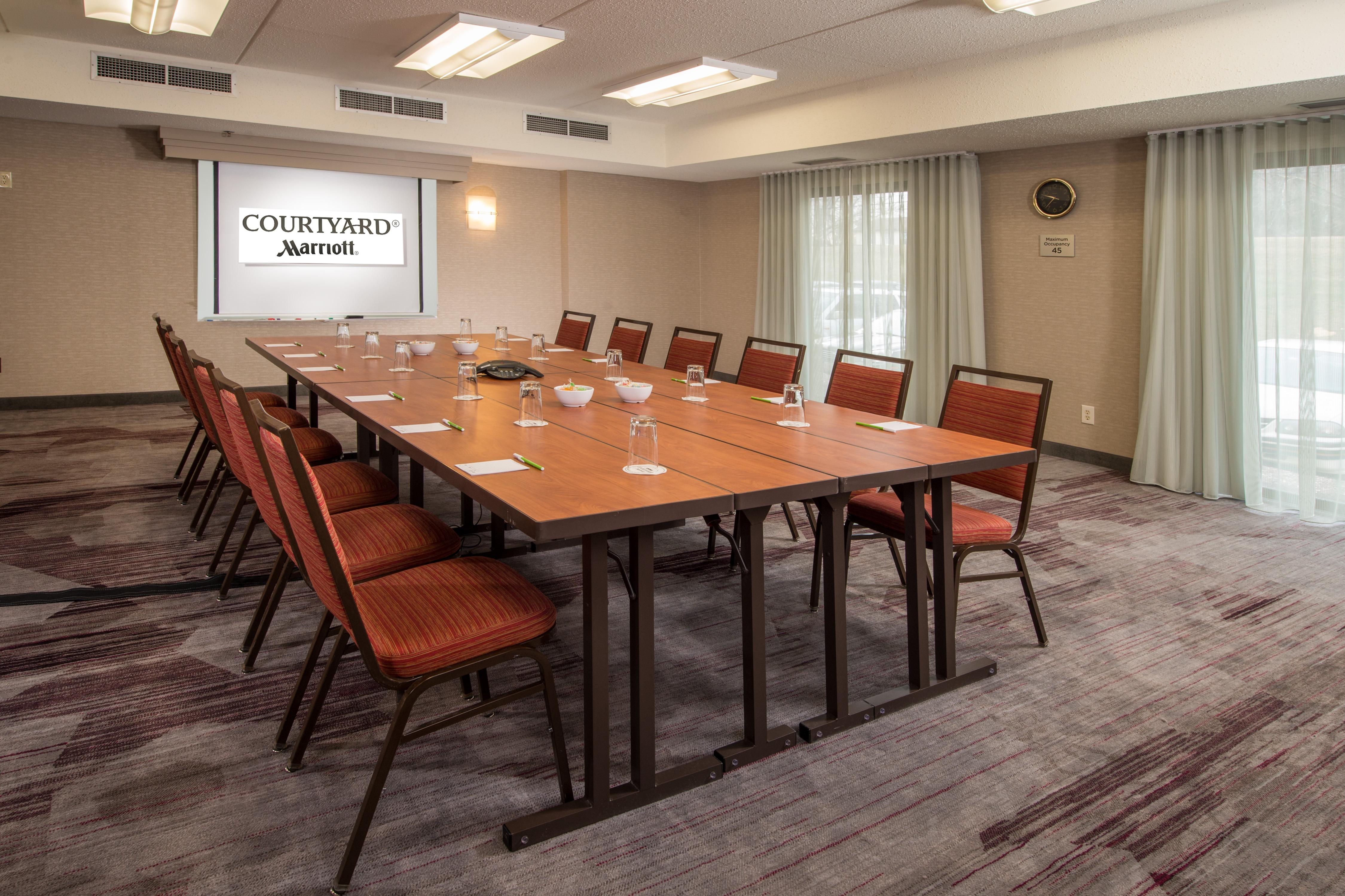 Courtyard by Marriott Baltimore BWI Airport image 14