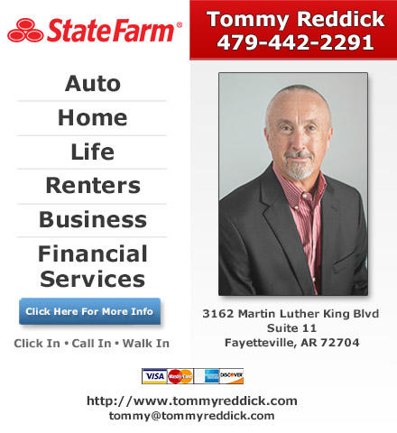 Tommy Reddick State Farm Insurance Agency