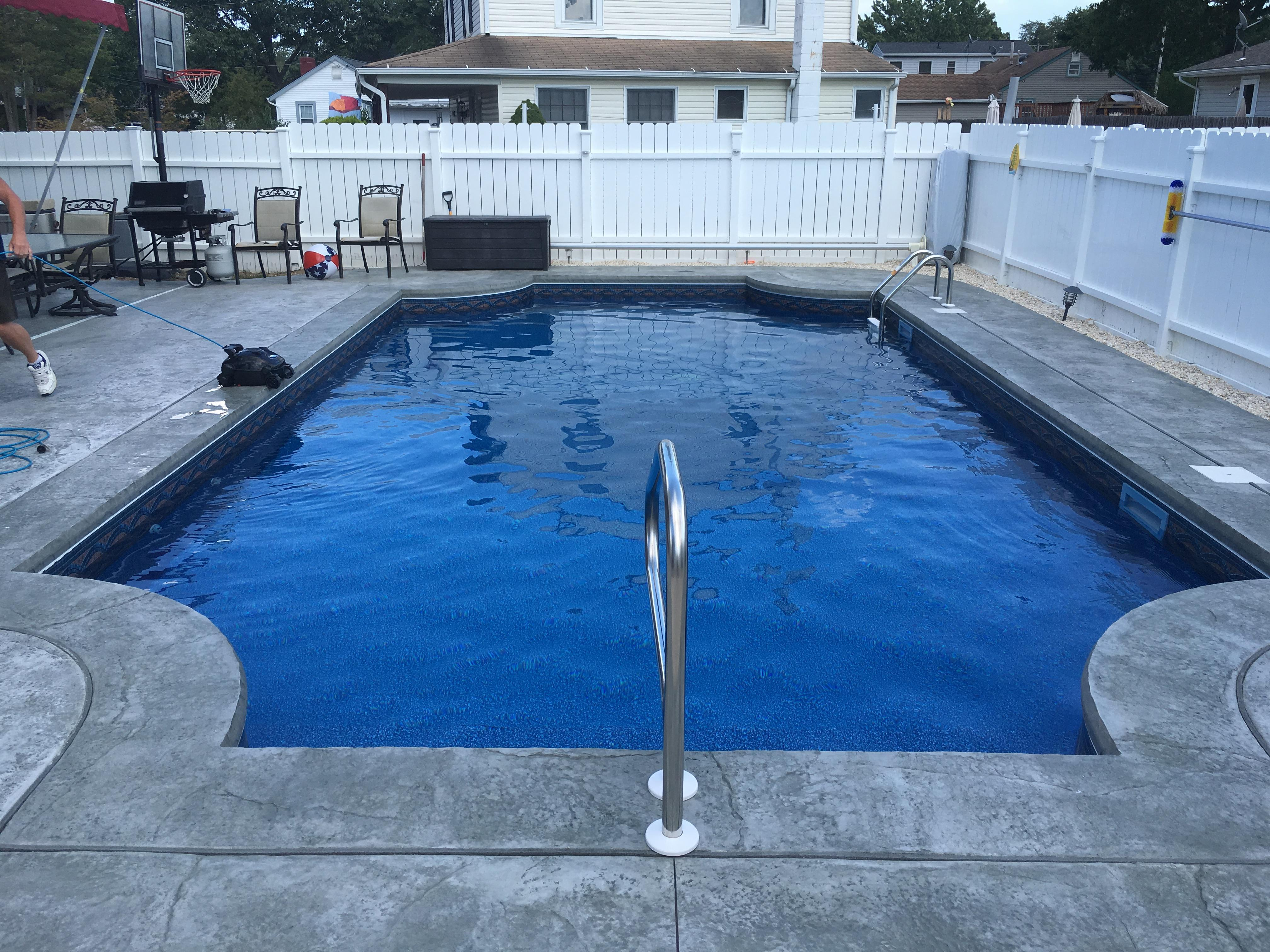 Crystal clear pool spa services member point - Crystal clear pool service ...