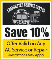 Leominster service center coupons near me in leominster for North main motors leominster ma