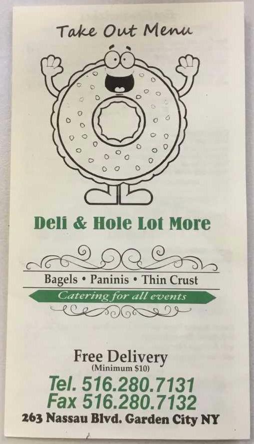 Deli & Hole Lot More image 0