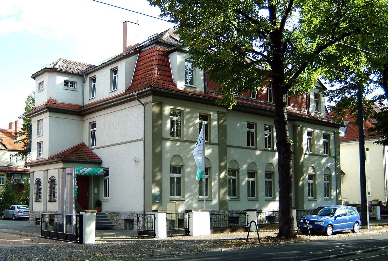 felix1.de AG Steuerberatungsgesellschaft - GESCHLOSSEN, Windthorststraße 18 in Erfurt