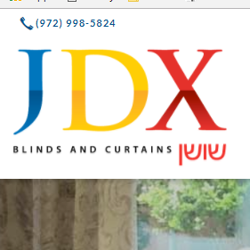 JDX Blinds and Curtains - Plano H-Mart