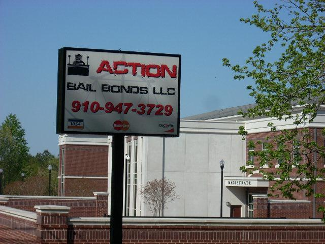 Action Bail Bonds, LLC - ad image