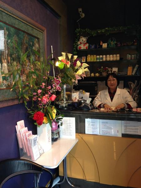 Dr Ivy Pang Chinese Medicine & Acupuncture Clinic in Richmond